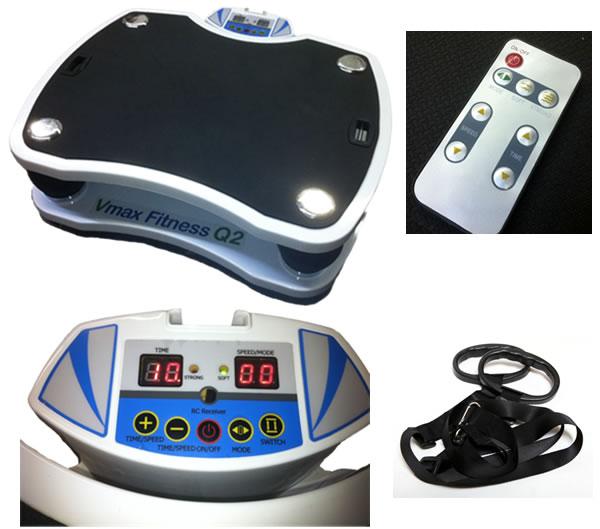 q2 portable vibration machine