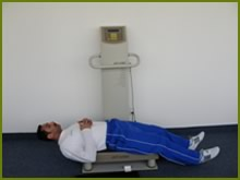 whole body vibration exercise hamstrings massage